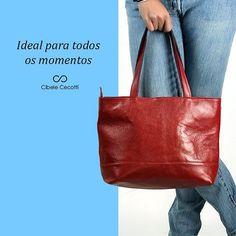 7df78d5bb Nossas bolsas foram pensadas para você que precisa carregar todos os