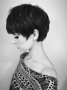 Haircut Styles For Girls, Girls Pixie Haircut, Short Haircut Styles, Short Bob Haircuts, Haircuts With Bangs, Girl Haircuts, Cute Pixie Haircuts, Pixie Cut Blond, Pixie Cut With Bangs