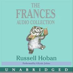 Frances Audio Collection CD (I Can Read Book by Russell Hoban Audio Books For Kids, Childrens Books, Toddler Books, I Can Read Books, Good Books, Glynis Johns, Best Audiobooks, Stories For Kids, Livres