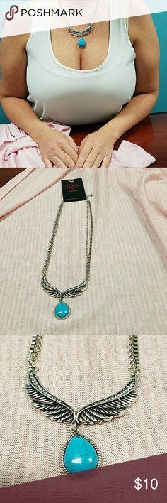 Wrangled rock 47 necklace Wrangled rock 47 necklace Wrangler Jewelry Necklaces
