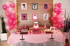 As melhores ideias para Festa Infantil Barbie