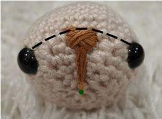 Crochet Spring Bunnies 코바늘 무료 도안 - 동탄댁 코바늘 도안 읽어 주는 시간 No. 84 : 네이버 블로그 Spring, Bunny, Beanie, Crochet Mouse, Crochet Bunny, Plush, Free Pattern, Tejidos, Bear Cubs