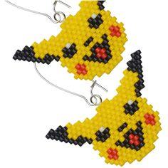 Tutorial - How to: Pokémon Pikachu Earrings | Beadaholique