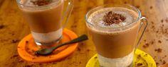 Pronto, foi descoberto um jeito de deixar o chocolate quente não apenas cremoso mas também crocante. Veja a receita aqui.