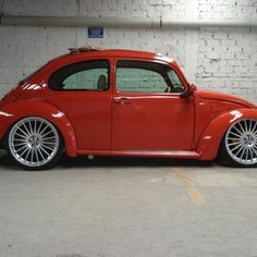 Vw Beetle Custom 12