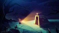 Jenny LeClue: A Handmade Adventure Game