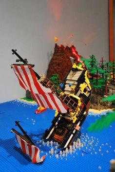 lego Modern pirate art