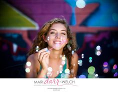 fort walton beach high school senior portraits
