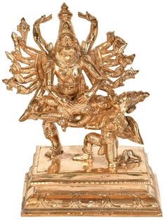 Specifications: Bronze Statue from Swamimalai inch Height x inch Width x inch Depth kg Lotus Sculpture, Lion Sculpture, Hindu Statues, Mythology, Sculptures, Bronze, Ceiling Lights, Outdoor Ceiling Lights, Ceiling Fixtures