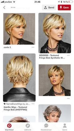Get a new style with the most practical short hairstyles - Heels News - Crochet . - Get a new style with the most practical short hairstyles – Heels News – CrochetingNeedles, - Shaggy Short Hair, Bob Hairstyles For Fine Hair, Cute Hairstyles For Short Hair, Curly Hair Styles, Short Layered Hairstyles, Fine Short Hair Styles, Chin Length Hairstyles, Long Pixie Haircuts, Long Pixie Bob