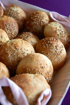 Home baked bread is very common tradition in modern Denmark