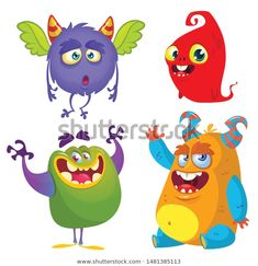 Find Cute Cartoon Monsters Set Cartoon Monsters stock images in HD and millions of other royalty-free stock photos, illustrations and vectors in the Shutterstock collection. Thousands of new, high-quality pictures added every day. Cartoon Monsters, Monster Design, Goblin, Cute Cartoon, Illustration, Pikachu, Royalty Free Stock Photos, Creatures, Pictures