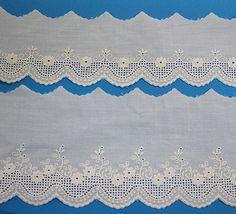 20-100/172, 100/173, White Swiss Edgings