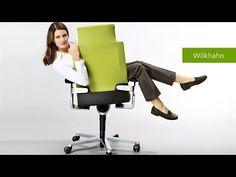 Manual de uso / ON silla giratoria de oficina / silla de conferencia y visita / sillón ejecutivo / Diseño: wiege / Wilkhahn