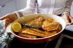 Recetario de pescado para esta Semana Santa | Informe21.com #Food #Comida #Receta