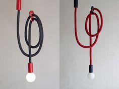 Hook Line by Pani Jurek www.euforma.pl #design #polishdesign #lightning #panijurek #home #loft
