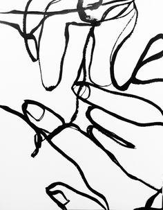 Hands 3 via Amanda Asp Shop - Make walls talk. Click on the image to see more!