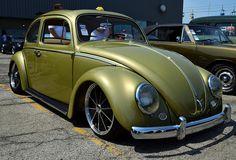 Vw Bug custom, via Flickr.