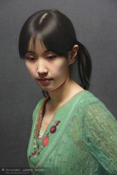 Leng Jun Chinese Painter
