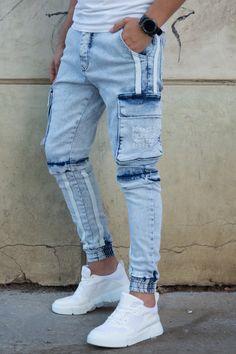 Blugi Slim COD B4770 Cod, Curly Hair Styles, Mom Jeans, Hairstyles, Slim, Skinny, Pants, Fashion, Haircuts