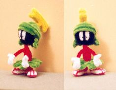 Marvin the Martian by fuzzymutt