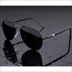 (1) AMAZINGBABA - Aviation Metail Frame Quality Leg Alloy Men - AmazingBaba Luminor Panerai Automatic, Polarized Sunglasses, Mens Sunglasses, Tissot T Race, Rolex Presidential, Automatic Watches For Men, Casual Watches, Glasses Case, Quartz Watch