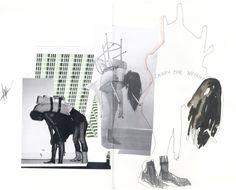 Fashion Sketchbook - fashion design development; creative process; fashion portfolio // Paolina Alexandra Russo