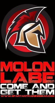 Molon Labe!