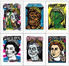 Image result for alternative rock poster design