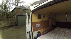 A video of my first campervan conversion, a fiat ducato. Made to still look like a van from the outside so I can still look professional at work but has ever. Mini Camper, Bus Camper, Motorhome, Stealth Camper Van, Cheap Campers, Campervan Bed, Diesel, Volkswagen Caddy, Camping Resort