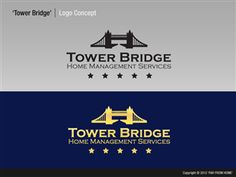 Tower Bridge Home Management Services | Logo Design Contest ...