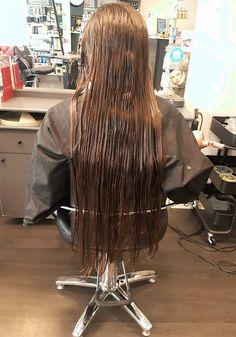 Wet Hair, Hair Cuts, Dreadlocks, Hair Styles, Scissors, Beauty, Chair, Haircuts, Hair Plait Styles
