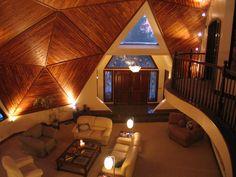 A Dome Home!
