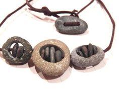 Live In Art: River Rock Jewelry