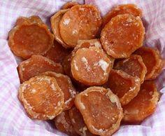 Công thức làm mứt khoai lang dẻo | Món ngon mỗi ngày | Món ăn ngon | Món ngon Việt Nam