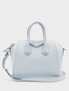a391eb182b GIVENCHY Antigona Mini #Leather Cross-Body Bag. #givenchy #bags #shoulder