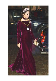 Royal Evening Dresses