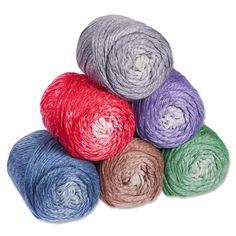Pastellico von Junghans-Wolle, 6 versch. Farben | Pastellico von Junghans-Wolle | Material: 94 % Baumwolle, 6 % Polyamid | Knäuelgröße: 100 Gramm | Maschenprobe: 10 cm glatt re = 12-14 M | Lauflänge: 100 g = 220 m Lauflänge | Nadelstärke: 7,0 - 9,0 | Pflegehinweis: Schonwaschgang bis 30°