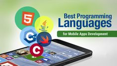Top programming languages used for Mobile Application Development #mobileappdevelopment #programming