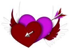 . Wallpaper For Your Phone, Heart Wallpaper, Love Wallpaper, Heart With Wings, Heart With Arrow, Love Heart, Heart Background, Heart Pictures, Heart Art