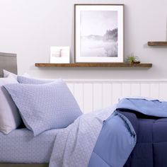 Catch some serious zzz's for less than you think! Get a mattress protector, sheets, pillows, comforter and more for under $250. Introducing, the Created for Macy's Martha Stewart Essentials Collection. Perfect for a starter home or recent graduates going off to live out on their own. Shop affordable bedding on macys.com now.