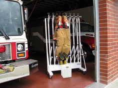1000 Images About Fire Equipment Dryers Turnout Dryers
