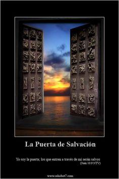La puerta de Salvación #Biblia