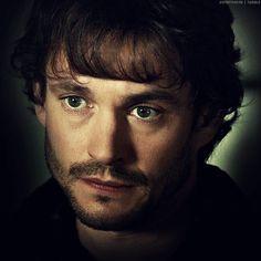 Hannibal | Will Graham (gif)