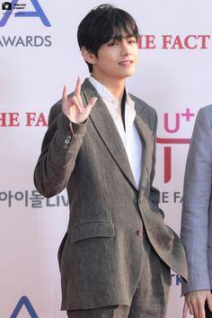 Taehyung, Bts