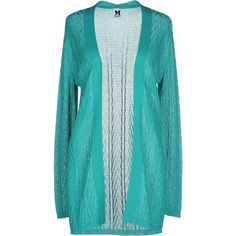 M Missoni Cardigan ($255) ❤ liked on Polyvore featuring tops, cardigans, light green, cotton cardigan, lightweight cotton cardigan, lightweight cardigan, long sleeve tops and long sleeve cotton tops