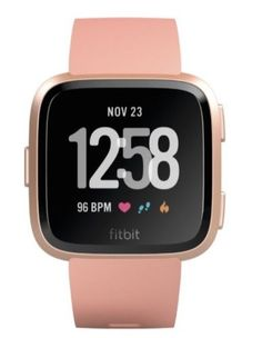 Fitbit Versa Rose Gold NEW