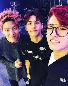 Dowoon, Wonpil & Jae