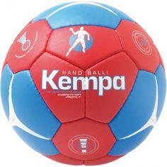 Ballon handball Kempa Spectrum Training Profile Excellent ballon de handball Kempa pour un usage lors des entraînements, très bon grip et très bon rebond.