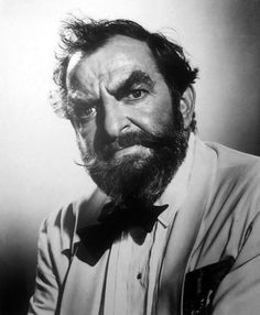 Hugh Griffith,wild eyed Welshman could play any part from any country with the pride of Welsh passion.